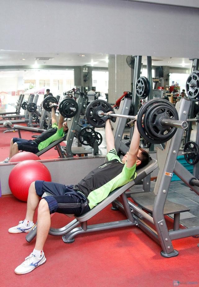 khóa tập Gym 1 tháng tại Tuấn Vũ Fitness - 10