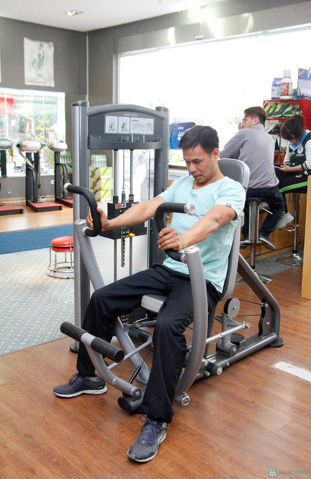 khóa tập Gym 1 tháng tại Tuấn Vũ Fitness - 8