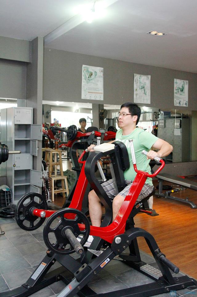 khóa tập Gym 1 tháng tại Tuấn Vũ Fitness - 11