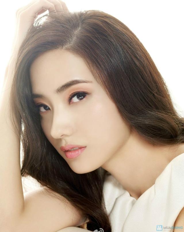 Nối mi 3D sợi tơ tằm công nghệ Hàn Quốc mới nhất Belle Hair & Spa - 5