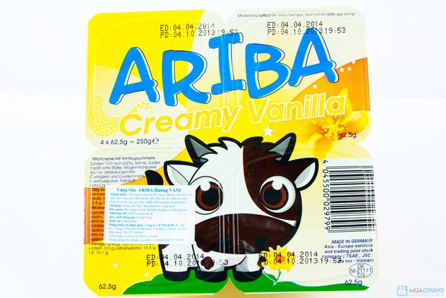 Combo 05 vỉ váng sữa Ariba - 6