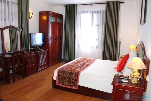 Không gian nghỉ dưỡng thanh bình tại Khách sạn Hội An Pacific. Phòng Superior City View cho 2 người kèm buffet sáng.  - 8