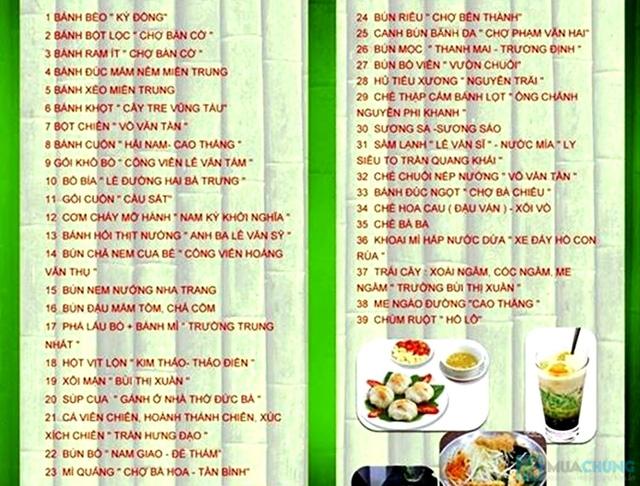 Thị Buffet - 25 món ăn vặt đặc sắc 3 miền - 2
