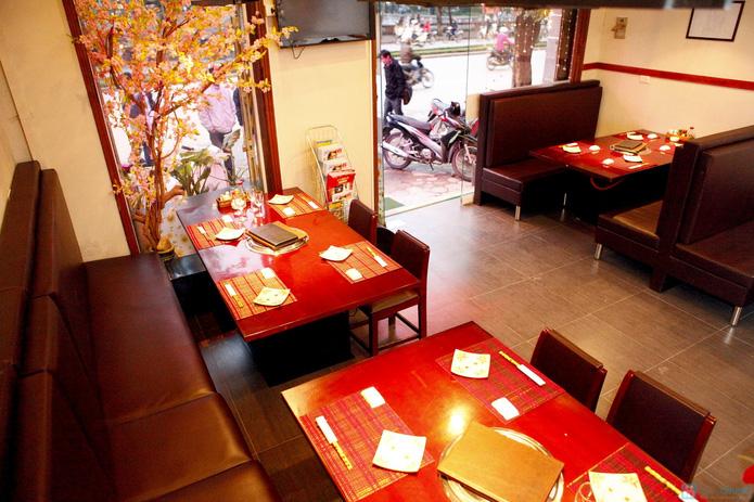 Buffet Nhật nhà hàng KOTO - 2