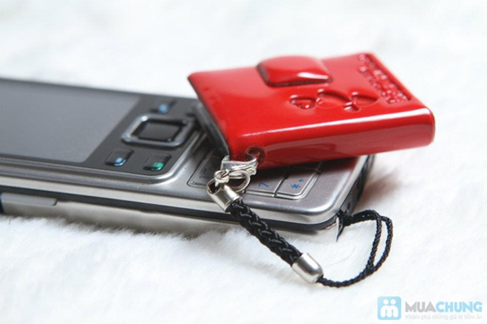 Album mini dùng treo móc khóa, điện thoại - 2