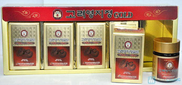 Dịch chiết cao linh chi Gold 250gr - 3