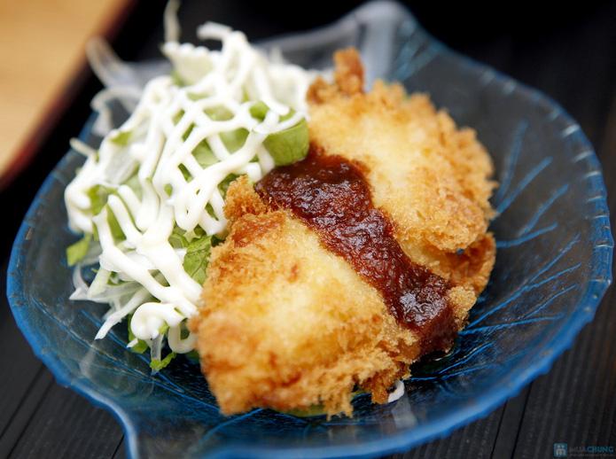 Set Nhật 1 người ăn trưa tại nhà hàng Tamaya - 10
