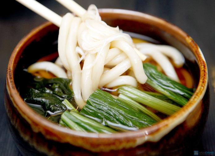 Set Nhật 1 người ăn trưa tại nhà hàng Tamaya - 13