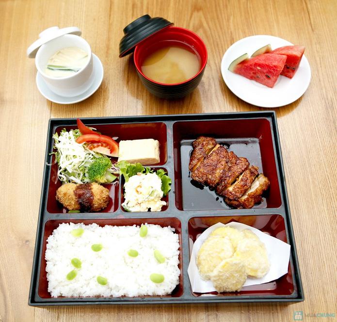 Set Nhật 1 người ăn trưa tại nhà hàng Tamaya - 19