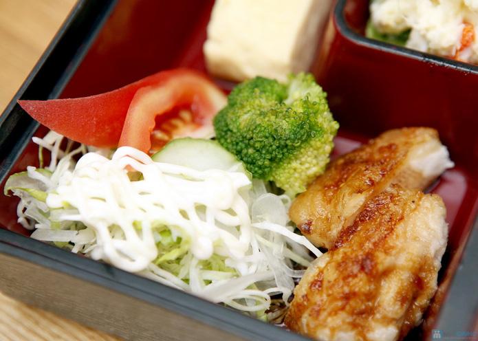 Set Nhật 1 người ăn trưa tại nhà hàng Tamaya - 16