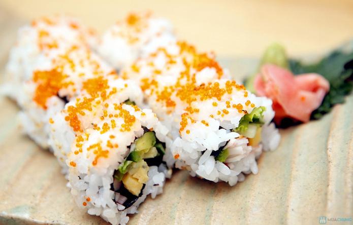 Set Nhật 1 người ăn trưa tại nhà hàng Tamaya - 14