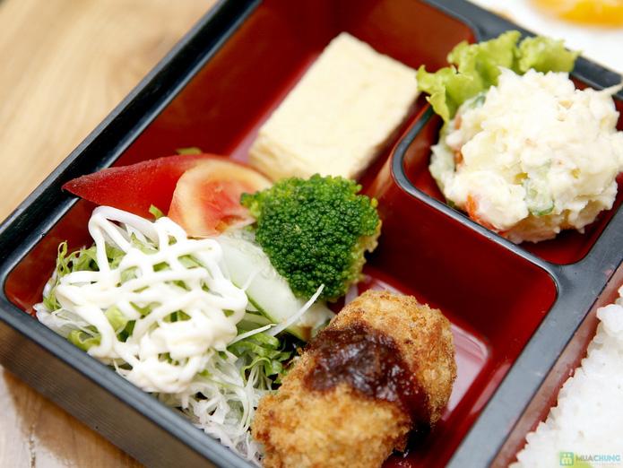 Set Nhật 1 người ăn trưa tại nhà hàng Tamaya - 4