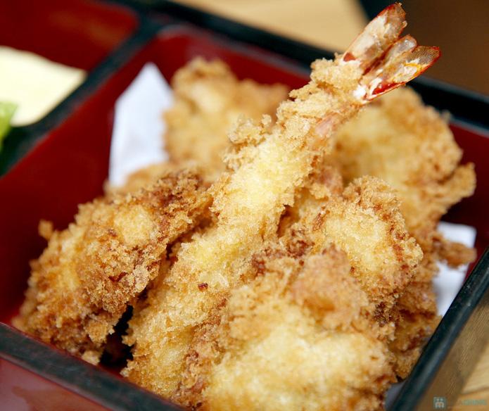 Set Nhật 1 người ăn trưa tại nhà hàng Tamaya - 18
