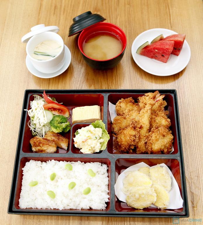 Set Nhật 1 người ăn trưa tại nhà hàng Tamaya - 15