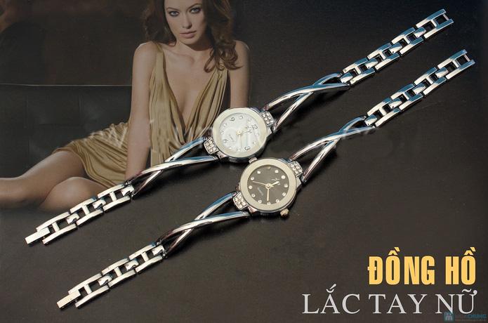 Đồng hồ lắc tay dành cho nữ - Món quà ý nghĩa, sang trọng - 1