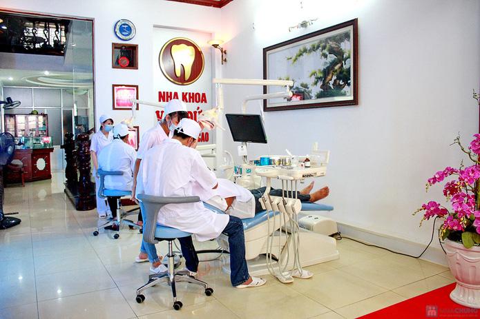 Dịch vụ lấy cao răng tại nha khoa Việt Đức - 7