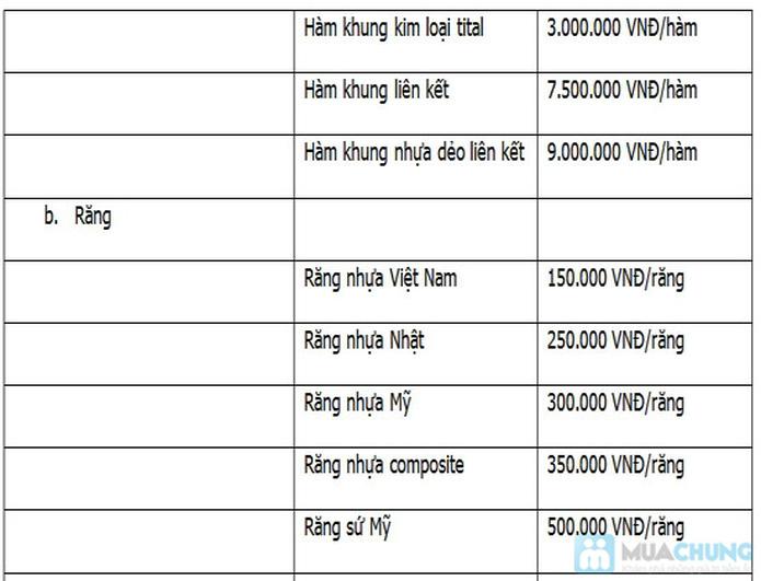 Dịch vụ lấy cao răng tại nha khoa Việt Đức - 4
