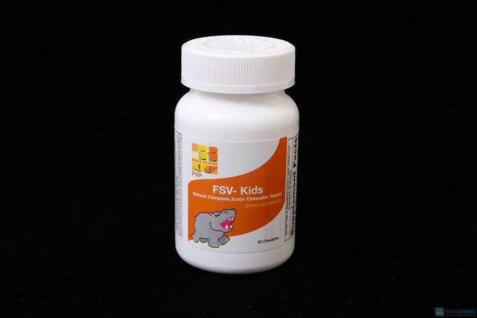 kẹo nhai bổ sung vitamin và khoáng chất cho bé - 5