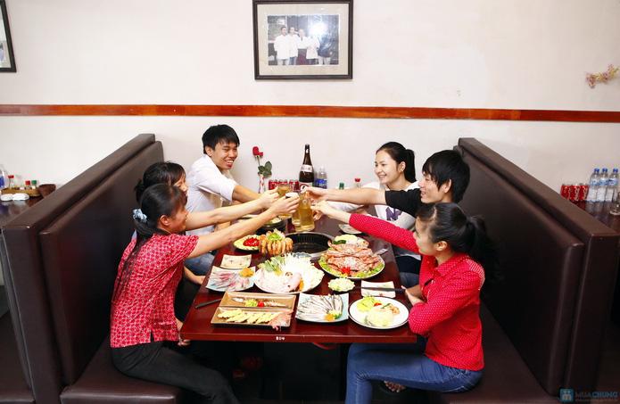 Khám phá Buffet các món nướng & lẩu Nhật Bản - 12