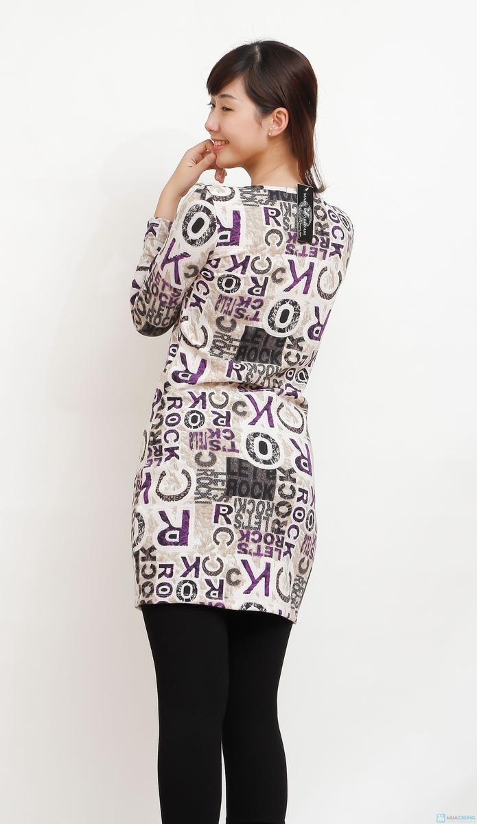 Váy len dáng suông - 11