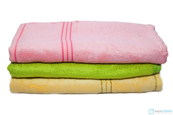 Khăn tắm siêu mềm sợi xơ tre - 3