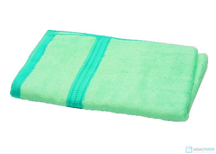 Khăn tắm siêu mềm sợi xơ tre - 8