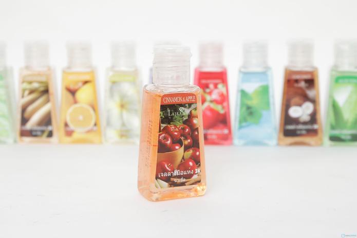 Com 5 chai Gel rửa tay kho LAMCOSME ( 60ml x 5 ) - 6