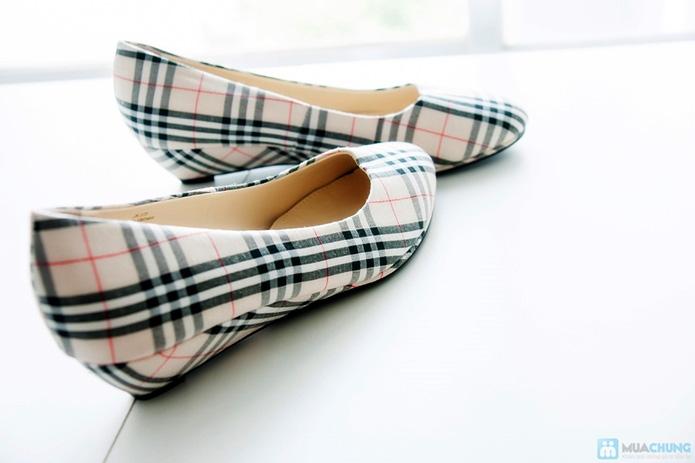 Giày caro thanh lịch - 4