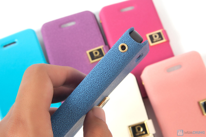 Bao da iPhone 4/4S - Fashion Case - 9