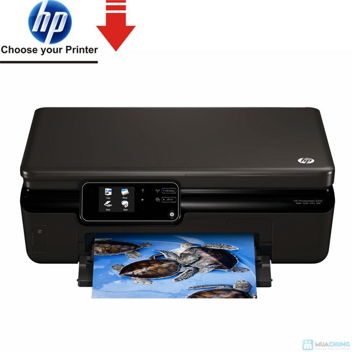 Máy in HP Photosmart 5510e - 1