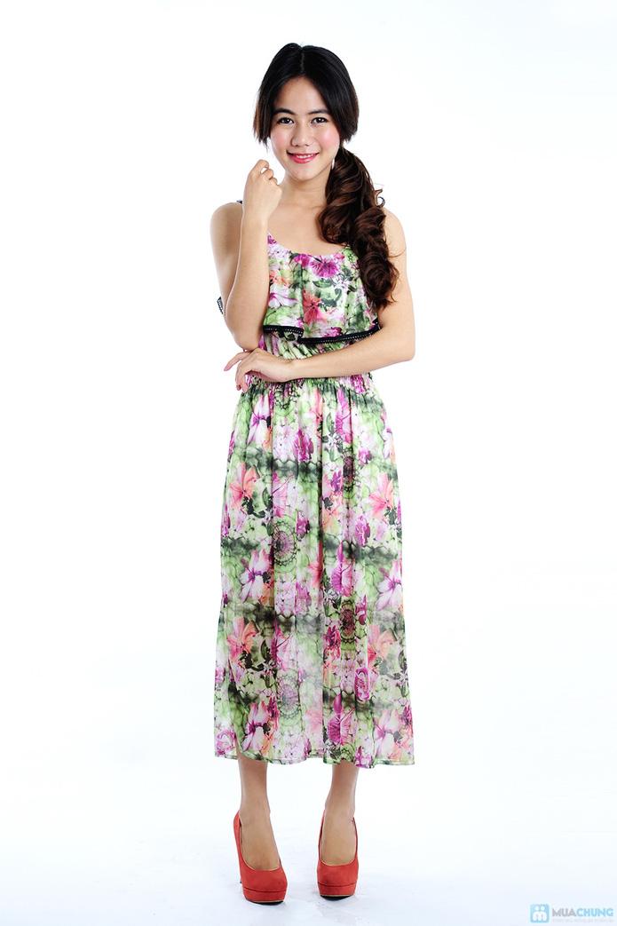 Đầm voan nero xinh xắn - 6