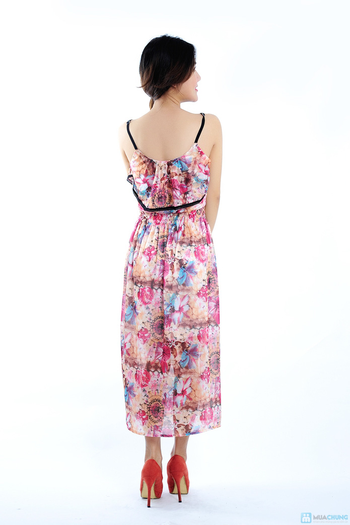 Đầm voan nero xinh xắn - 4