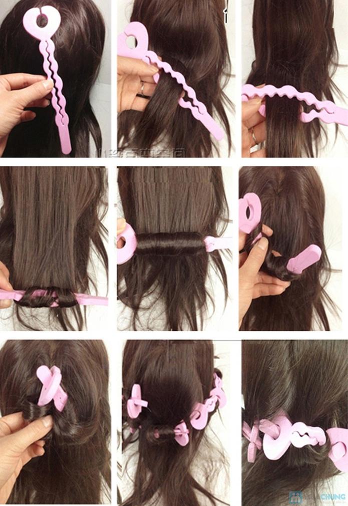 2 bộ dụng cụ quấn tóc - 1