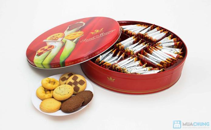 Bánh Sweet messege ( bánh quy tổng hợp, bánh nhân mứt , nhân chocolate dẻo) - 8
