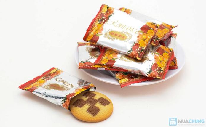 Bánh Sweet messege ( bánh quy tổng hợp, bánh nhân mứt , nhân chocolate dẻo) - 6