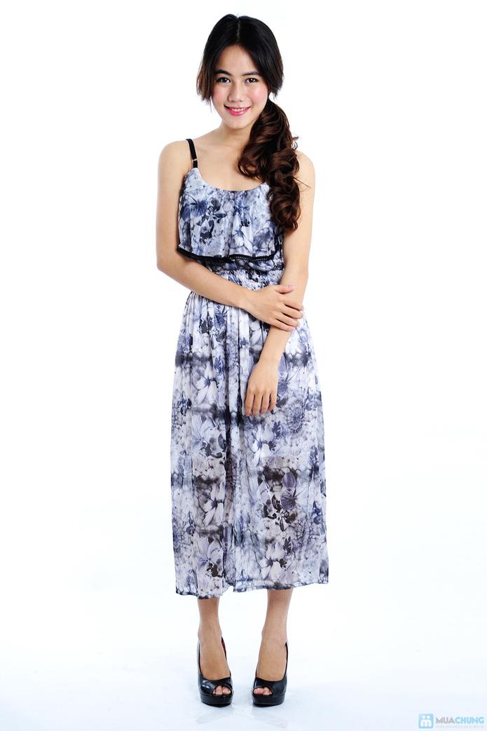 Đầm voan nero xinh xắn - 7