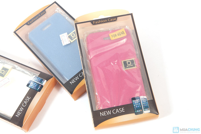 Bao da iPhone 4/4S - Fashion Case - 1