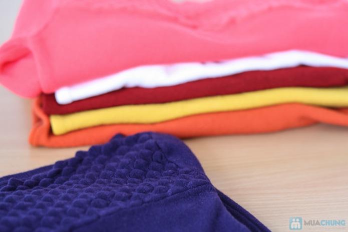 Áo len vảy cá thời trang cho bạn gái - 6