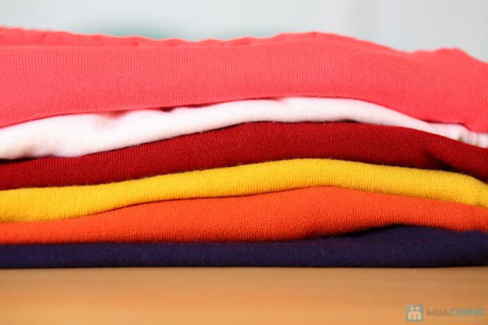 Áo len vảy cá thời trang cho bạn gái - 5