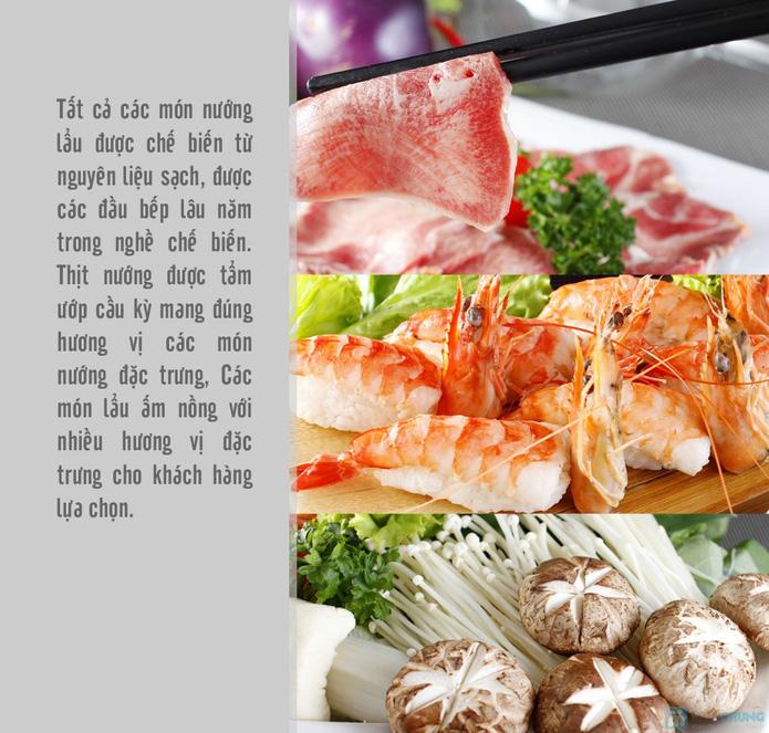 Buffet nướng lẩu Kungfu - 3