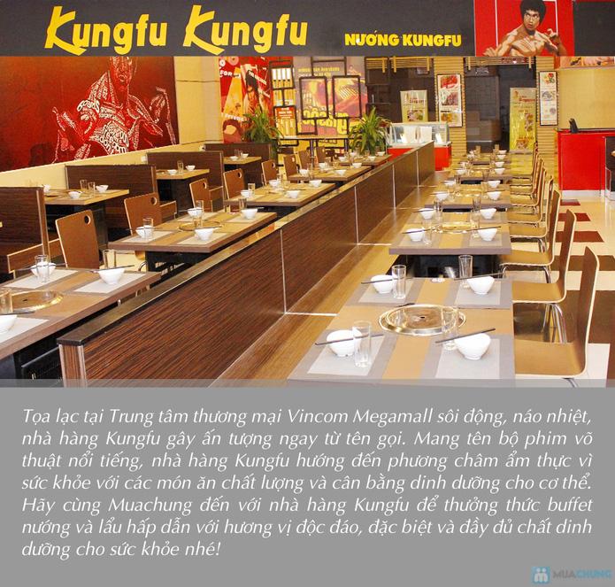 Buffet nướng lẩu Kungfu - 1