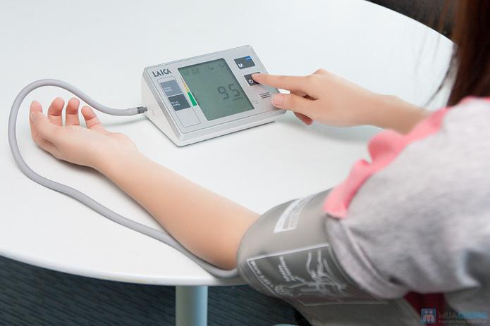Máy đo huyết áp bắp tay LAICA BM2001 - 6