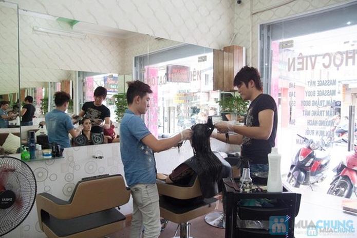 Trọn gói Uốn - duỗi - nhuộm tại Ngọc Anh Beauty Center - 4