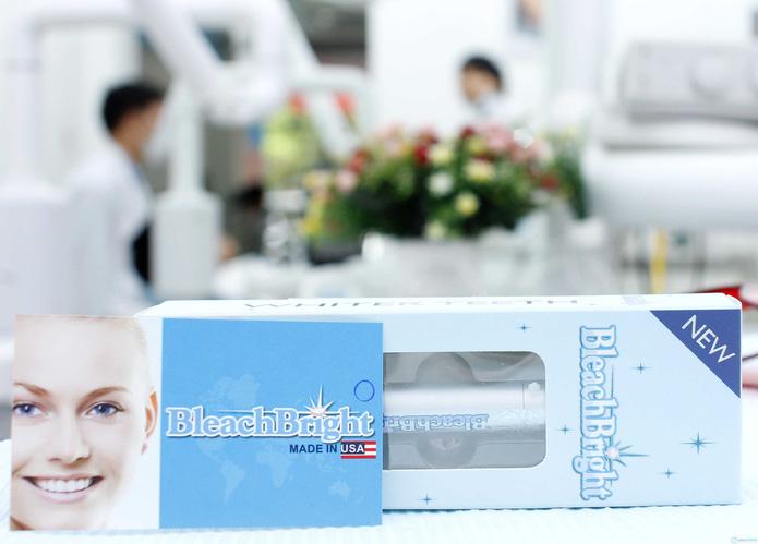 Tẩy trắng răng CN Bleach Bright NK VietSing - 11