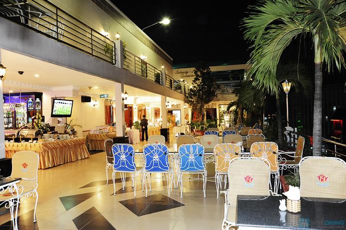 Buffet nướng tối thứ 6, 7, Chủ nhật tại Nhà hàng Hương Sen - Chỉ 10.000đ được phiếu 55.000đ - 7