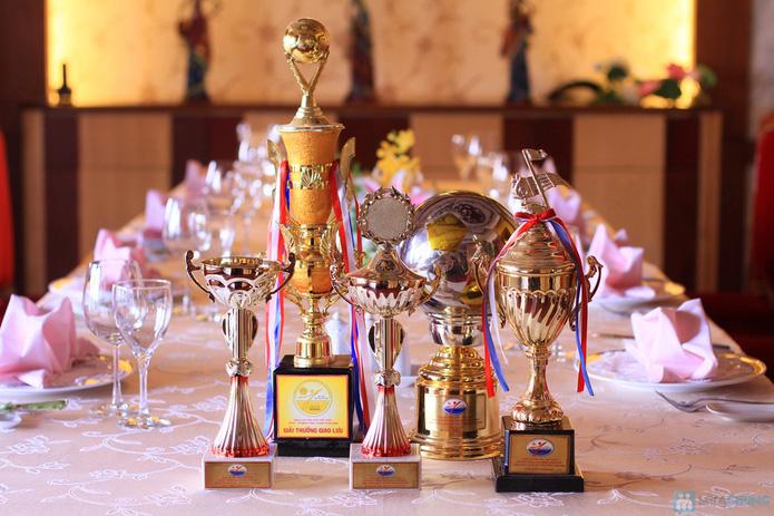 Buffet nướng tối thứ 6, 7, Chủ nhật tại Nhà hàng Hương Sen - Chỉ 10.000đ được phiếu 55.000đ - 15
