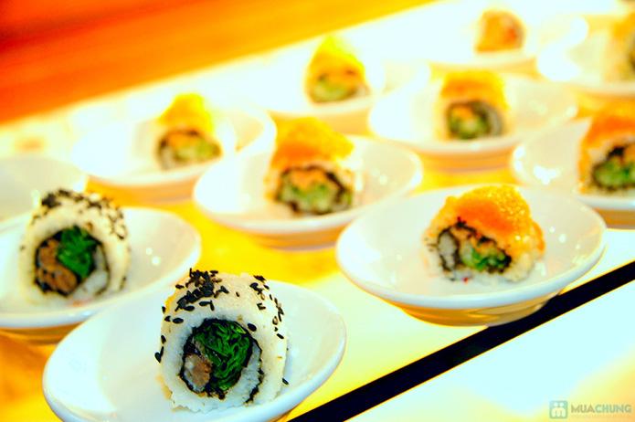 Buffet nướng tối thứ 6, 7, Chủ nhật tại Nhà hàng Hương Sen - Chỉ 10.000đ được phiếu 55.000đ - 9