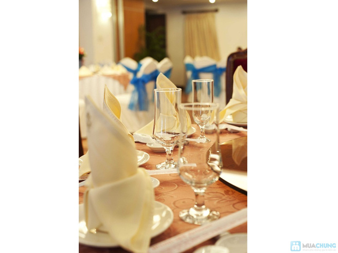 Buffet nướng tối thứ 6, 7, Chủ nhật tại Nhà hàng Hương Sen - Chỉ 10.000đ được phiếu 55.000đ - 11