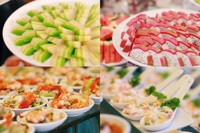 Buffet nướng tối thứ 6, 7, Chủ nhật tại Nhà hàng Hương Sen - Chỉ 10.000đ được phiếu 55.000đ - 14