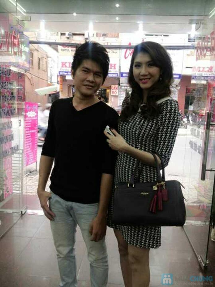 Trọn gói Uốn - duỗi - nhuộm tại Ngọc Anh Beauty Center - 2